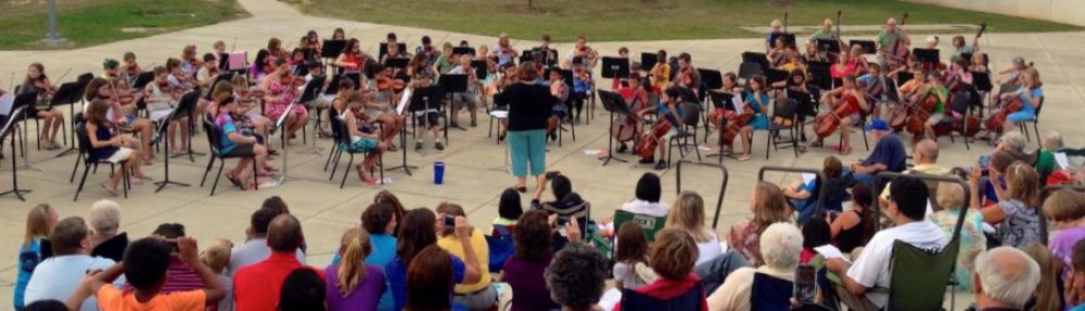Berks Summer Strings Institute